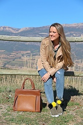 Emma MAS - Emma Loves Fashion Camel Biker - Camel biker