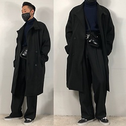 Ip Ricky - Ig: Wood Place Coat, Fb: Woodxplace Pants - Autumn  22