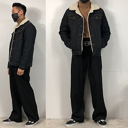 Ip Ricky - Ig:Wood Place Jacket, Fb: Woodxplace Pants - Autumn 24