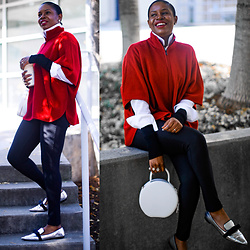 Monica Awe-Etuk -  - AWED BY MONICA: HOW TO CREATE A HOLIDAY TIMELESS OUTFIT