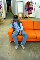 Dan Pantoja - Carhartt Speckled Grey 6 Panel, Mr Simple Chambray Casual Shirt, Wrangler Stonewash Straight Jeans, Nike Air Max 97 - AUT CASTING COUCH Δ