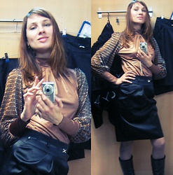 Natalyushka -  - Awesome blouse for a Christmas event