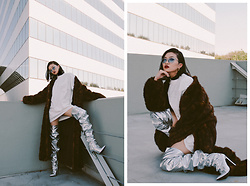 Anni Peng - Vetements, Missguided - Rooftop Zephyr