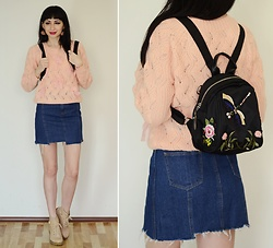Kary Read♥ - Backpack - Gamiss♥Backpack