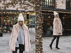 Ida Cupas - Na Kd Faux Fur - Christmas is coming!