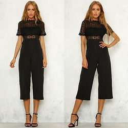 Hello Molly Love -  - Silent For So Long Jumpsuit