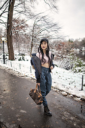 Tina Lee -  - Winter Fashion Doesn't Have To Be Boring