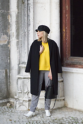 Frederica Ferreira - Yoshop, H&M, Primark, Sfera, Stradivarius, Lovely Breeze - Yellow Power
