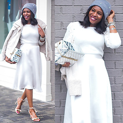 Monica Awe-Etuk -  - AWED BY MONICA: 2 NYE OUTFITS FOR PARTYING IN OR OUT