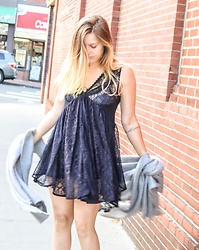 Holly Benjamin - Free People Lace Dress - Lace Dress