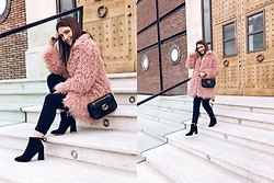 Catarina Pinto -  - PINK COAT