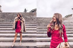 Catarina Pinto -  - Red Heart Dress
