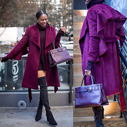 Monica Awe-Etuk -  - AWED BY MONICA:  THE COLOR YOU NEED TO WEAR IN 2018