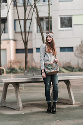 Andrea Funk / andysparkles.de - Codello Bag - Denim Look with Disney Bag