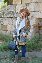 Emma MAS - Emma Loves Fashion Colorful Coat - Colorful coat