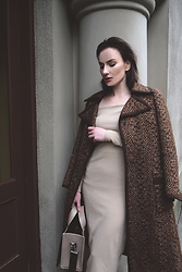 Anna Puzova - Zaful Dress, Stuudio Nahk Bag - ZAFUL DRESS + STUUDIO NAHK BAG