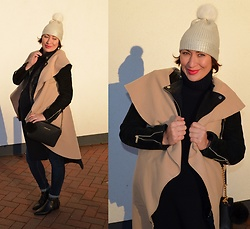 Adriana Style -  - Casual Maternity Winter Outfit