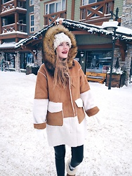 Sydney Hoffman - Zara Winter Coat - Blue Mountain