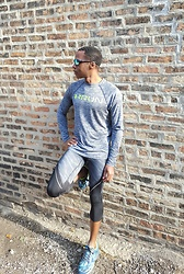 Thomas G - Athlinks; Athlete Profile, Under Armour Fitted Long Sleeved Shirt, C9 Champion Embrace Run Capri, Skechers Gorun Forza, Unionbay Sunglasses, Contributor At Virily, Facebook, Fubar - #RUN