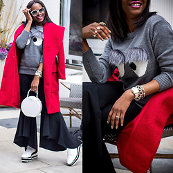 Monica Awe-Etuk -  - AWED BY MONICA: A FLARE FOR FASHION