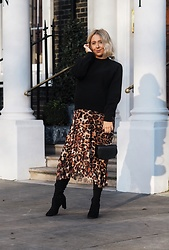 Joanne Christina Lewis - Asos Leopard Print - 9 WAYS TO WEAR LEOPARD PRINT