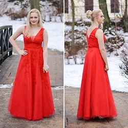 Natalia Piatczyc - Rosegal Prom Dress - Prom dress