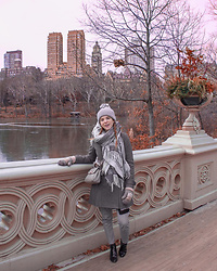Sonja Vogel -  - Central Park, NYC