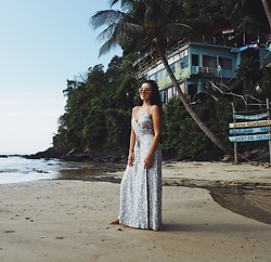 Sandra Monica - New Look Boho Dress - THAI VIBES