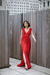 Tracy Qiu -  - Red is in demand in February