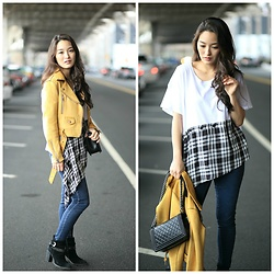 Kimberly Kong -  - How-to Look Stylish While Studying