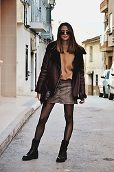 Rebeca LookForTime - Romwe Skirt - NEW LOOK!!