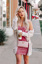 Hayley Larue -  - Crushed Pink Velvet For Some Valentine's Day Inspo