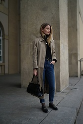 PATINESS - Blog, Instagram, Facebook - THE BURBERRY TRENCH COAT