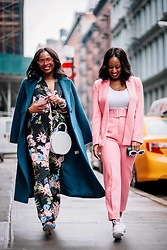 Monica Awe-Etuk -  -  INTRODUCING THE NEW POWER SUIT// NYFW SUITS