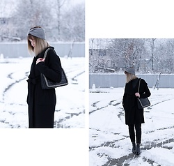 Martyna Lupa - Zara, Bershka, Glitter - Winter is coming