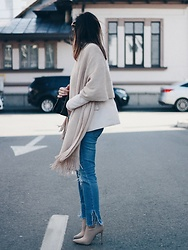 Fashion Lost - Pinkbasis Ankle Boots, Rosegal Bag - Changes