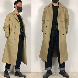 Ip Ricky - Fb:Woodxplace Coat, Ig:Wood Place Jeans - Winter 2