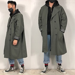 Ip Ricky - Fb:Woodxplace Coat, Ig:Wood Place Pants - Winter 4