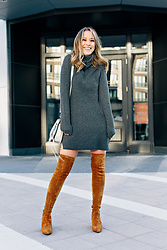Kim R -  - Sweater dress