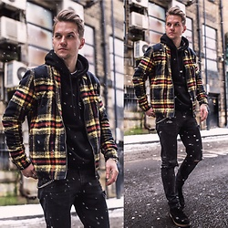 Dbrodovski - Topman Jacket - Snow man*