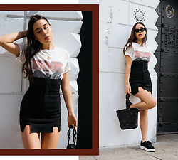 Emily T -  - A Grown-Up Skort