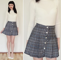 Kary Read♥ - Top, Skirt - New look♥