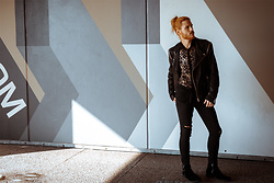 Maik - Tigha Leather Jacket, Asos Lace Shirt, Topman Skinny Jeans, Tigha Boots - Streetstyle | Leather and lace