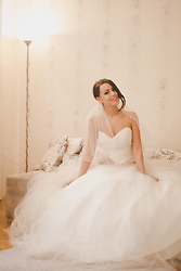 Aevoulette Benssalconia - Katty's Brides Dress - Wedding Bells 3