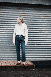 Daniella Robins - Acne Studios Knitwear, Eve Denim Jeans - Where To Buy Good Knitwear, Denim & Loafers