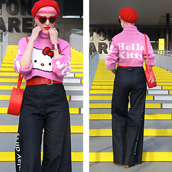 Lovely Sara -  - Say Hello to Kitty and a Girl With Trousers