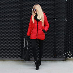 Diane Fashion -  - Red jacket