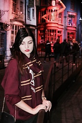 Krista Klentaka -  - ACTING LIKE GRYFFINDOR THOUGH A SLYTHERIN