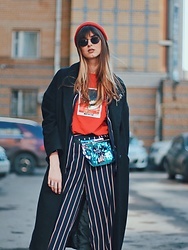 Matrena -  - My contrast outfit