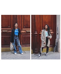 Djala & Laadi - Tee, Jean, Bag, Tee - Casual Day